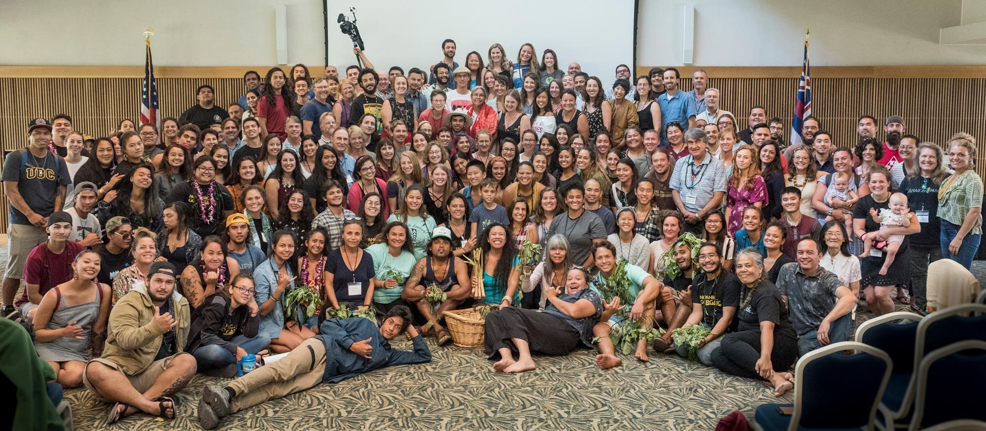 2018 (SAEA) Conference +Hoʻōla ʻĀina O Māʻilikūkahi Youth Food Sovereignty Congress A global community of change makers in solidarity at the 2018 Sustainable Agriculture Education Association (SAEA) Conference + Hoʻōla ʻĀina O Māʻilikūkahi Youth Food Sovereignty Congress held at University of Hawai'i West Oahu. Community-oriented, intergenerational and cultural approaches to building a sustainable food system are honored, cultivated and launched. Themed around indigenous knowledge, decolonization and socio-ecological resiliency in agroecology and sustainable food systems education. - FOOD SOVEReignty