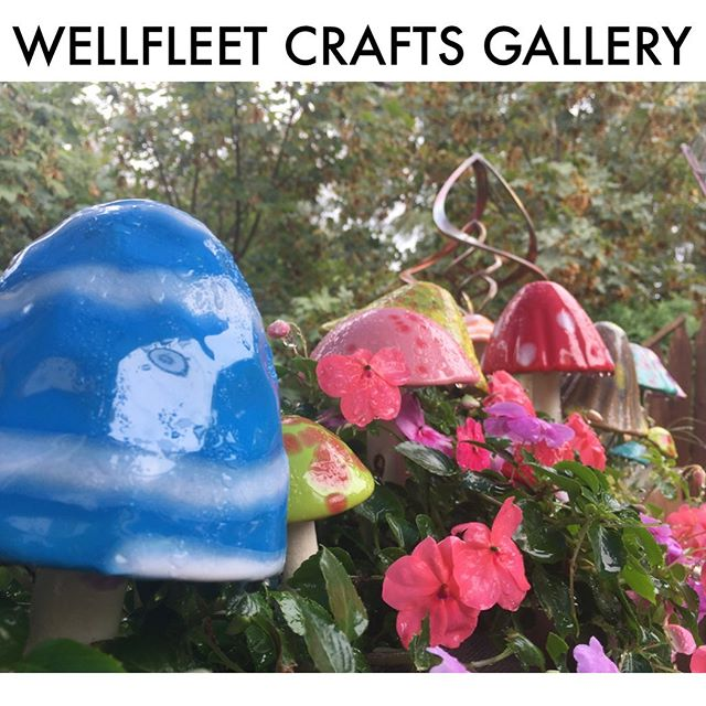 Welcome to Wellfleet Craft's Instagram! #wellfleet #wellfleetcrafts #capecod #capecodlife #americanhandcrafted