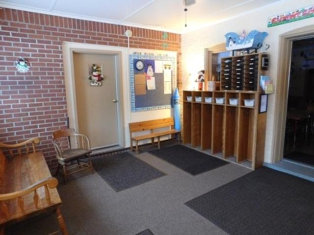 Kindergarten readiness + UPK Lockers