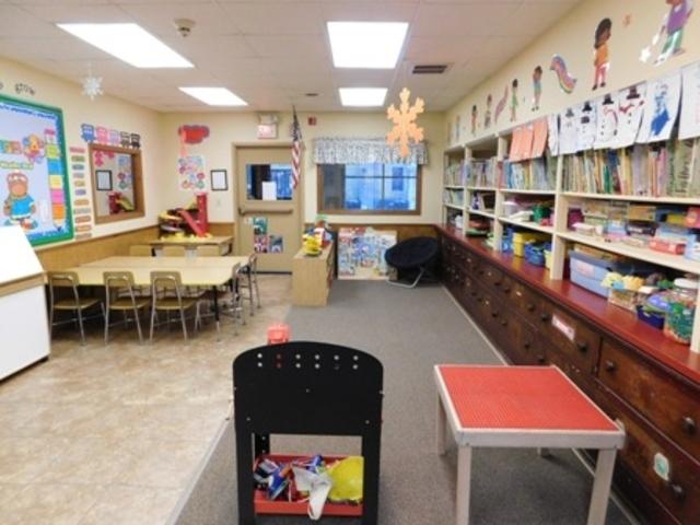pre-k 3's play room