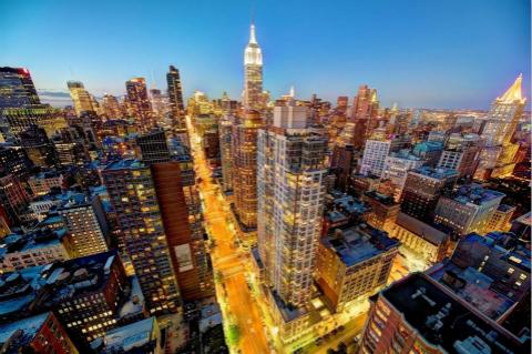 曼哈顿中城区