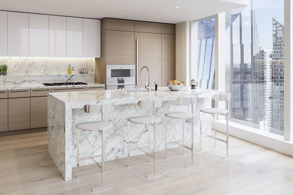 白色调的厨房
