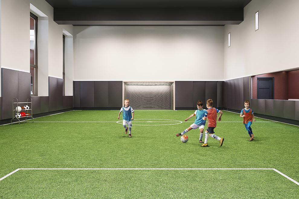 室内足球室