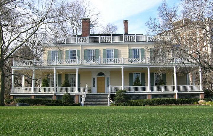 纽约市长官邸Gracie Mansion