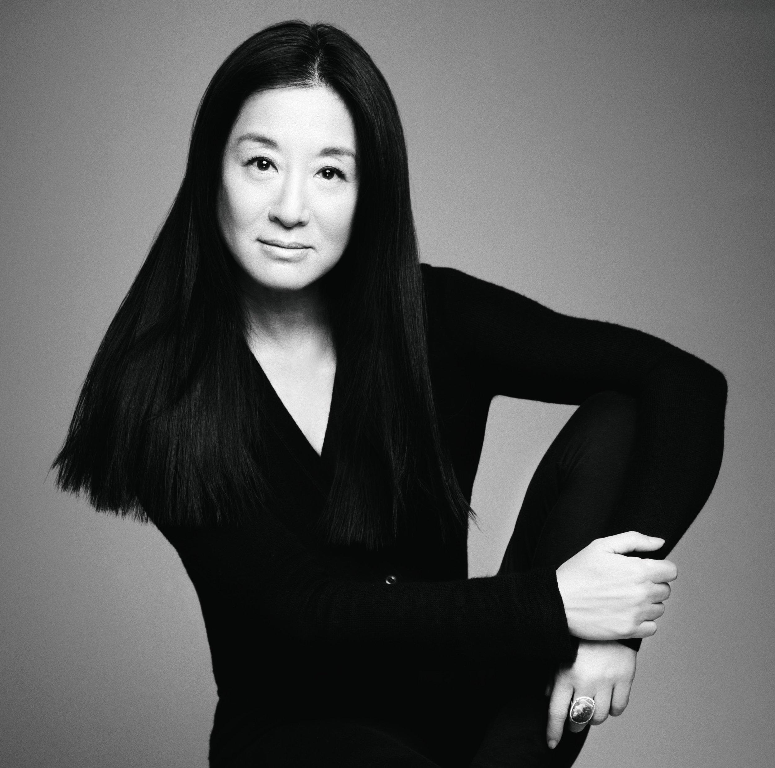 美国著名华人时装设计师Vera Wang 王薇薇
