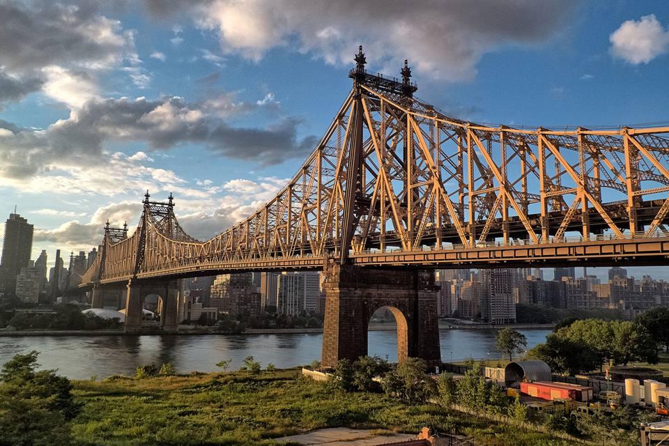 Queensboro Bridge 皇后区大桥