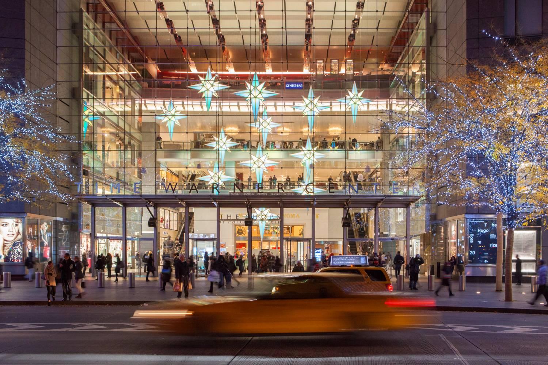 时代华纳中心的购物商场 The Shops at Columbus Circle