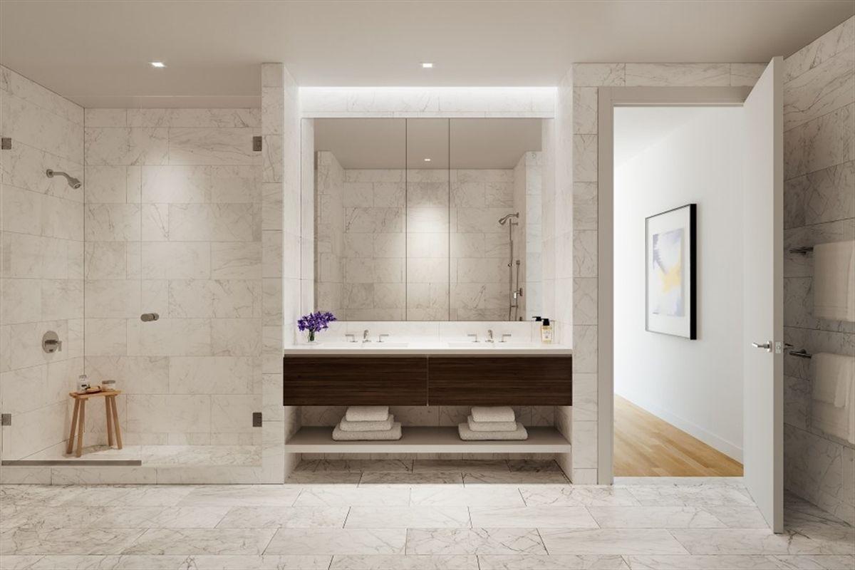 大理石洗浴室