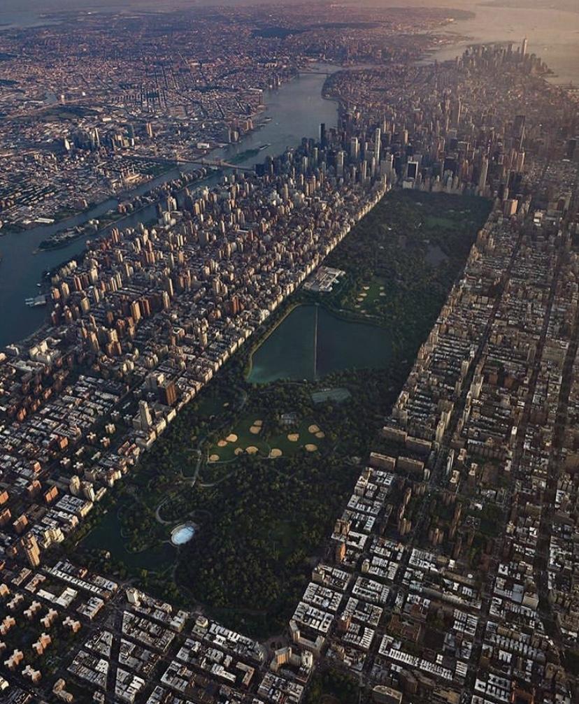 纽约市中央公园