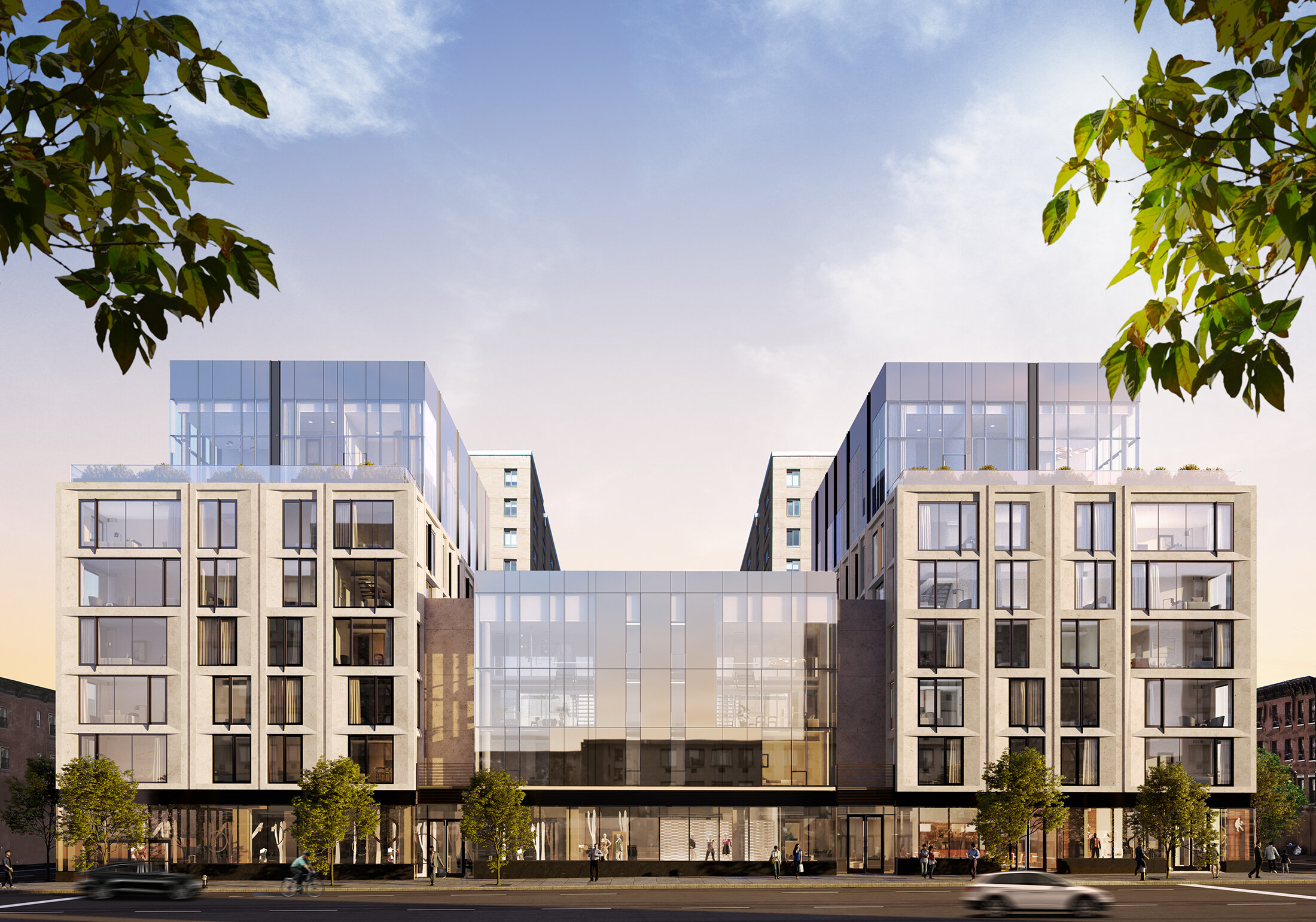本公司COMPASS最新的独家代理新楼盘Bloom,位于曼哈顿中城西
