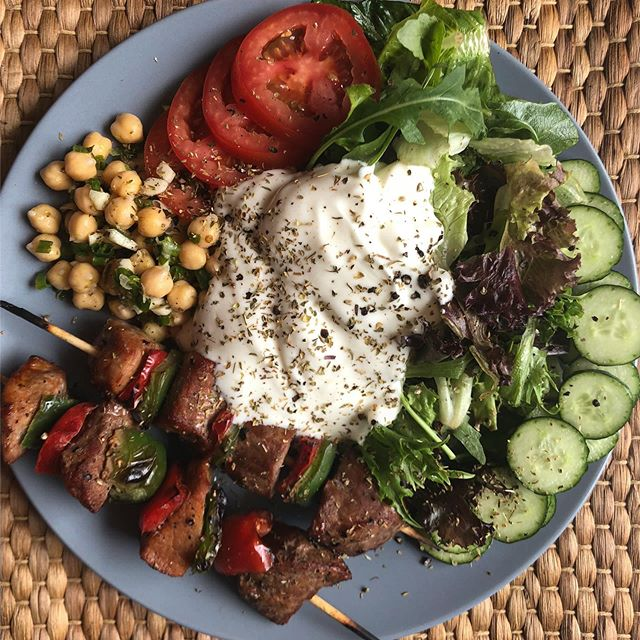 Today had the luxury of some time to cook a healthy meal. I ate this post workout and it really hit the spot! #mealprep #mealprepideas #mediterraneandiet #healthyfood #fitnessmotivation #eatclean #fitfood #fitfoodie #eatforyourgoals #flexibledieting #eatrealfood #eattherainbow #veggies #eatforabs #highproteinmeals #nutritioncoach #personaltrainer #postworkoutmeal #strengthandconditioning #coach #weightlossjourney #sgfitness #sgfitspo #gymshark