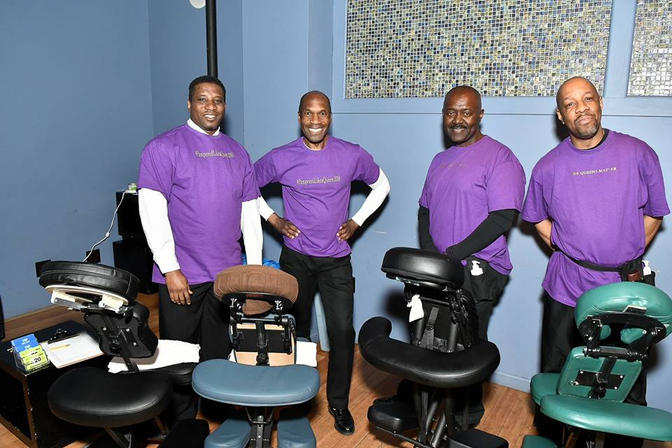Shaila's 2018 Spa Party for survivors of Domestic Violence