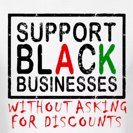 Shaila's Black History MonthBuy Black List! - buy black for the holidays