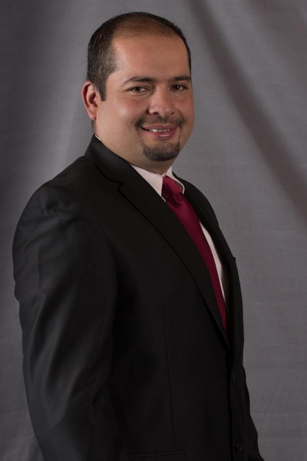 Douglas Solorzano - Cordinador de Densitometría