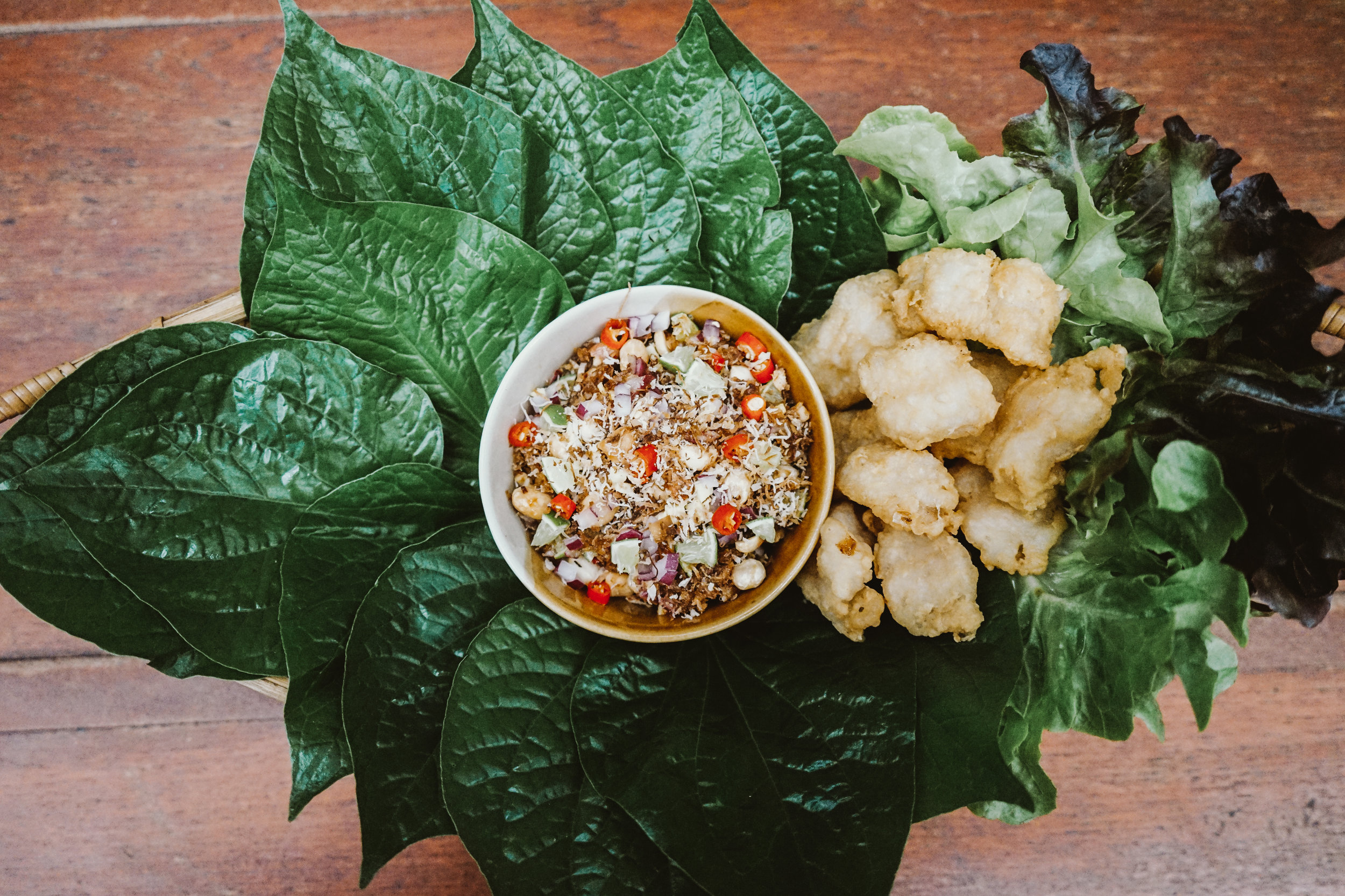 Miang Pla Tord