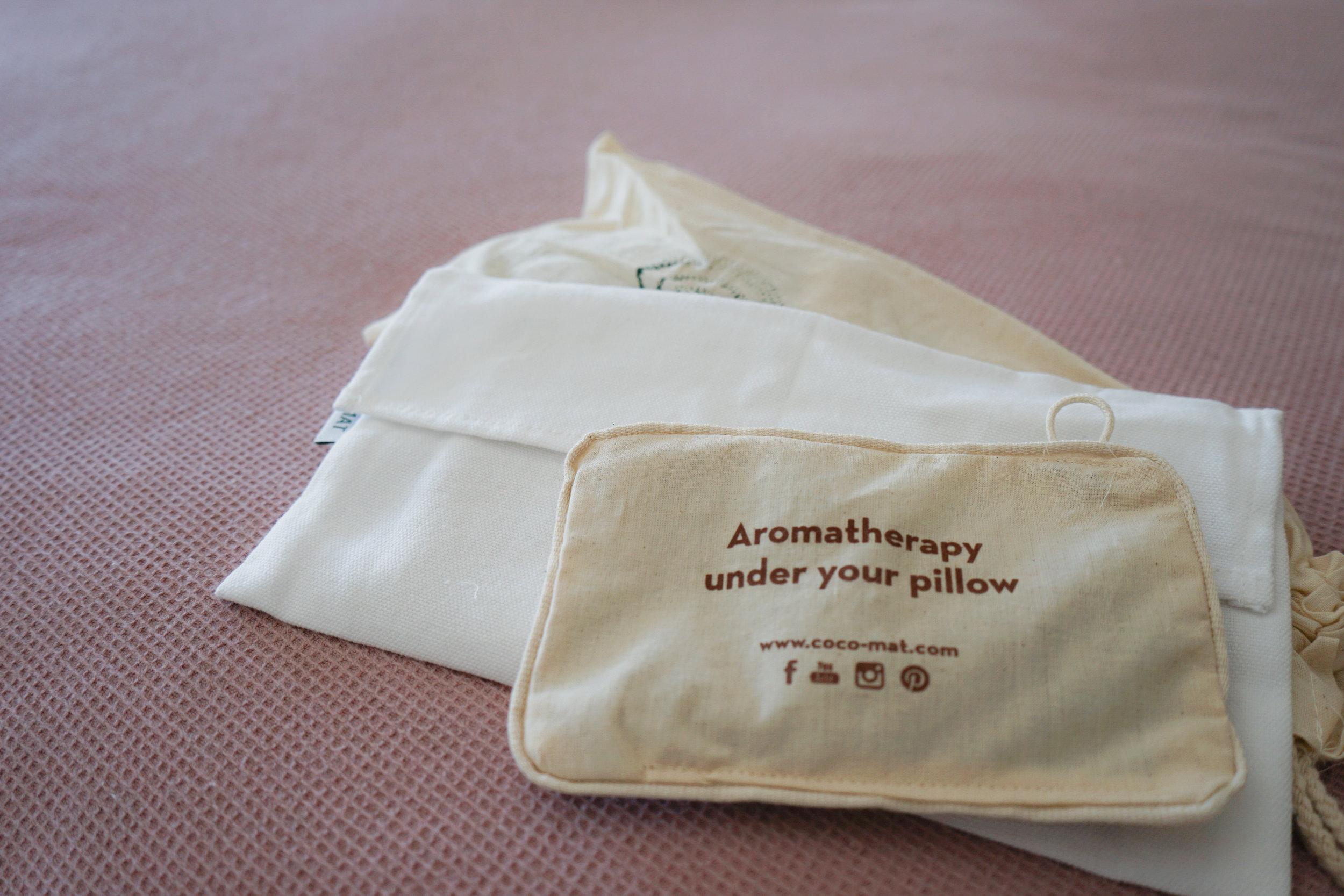 Aromatherapy gift
