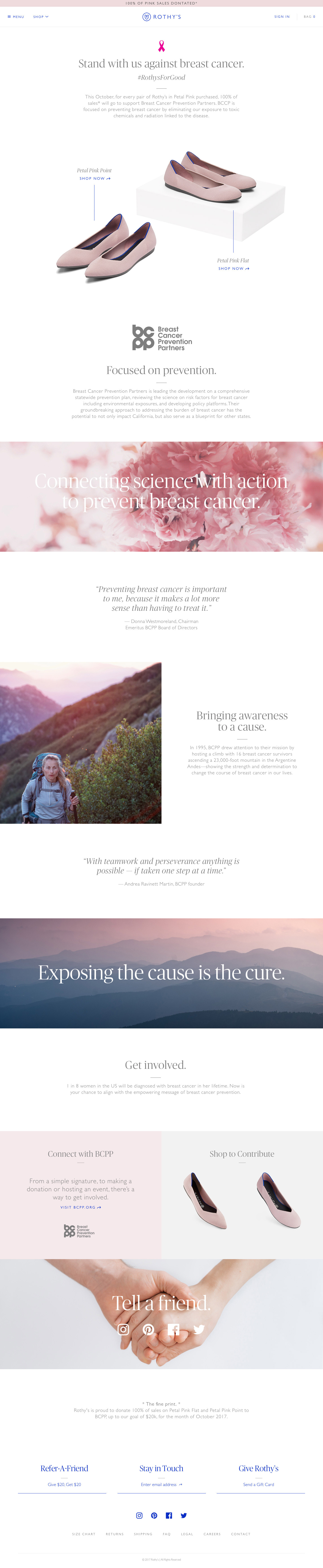 BCPP Landing Page