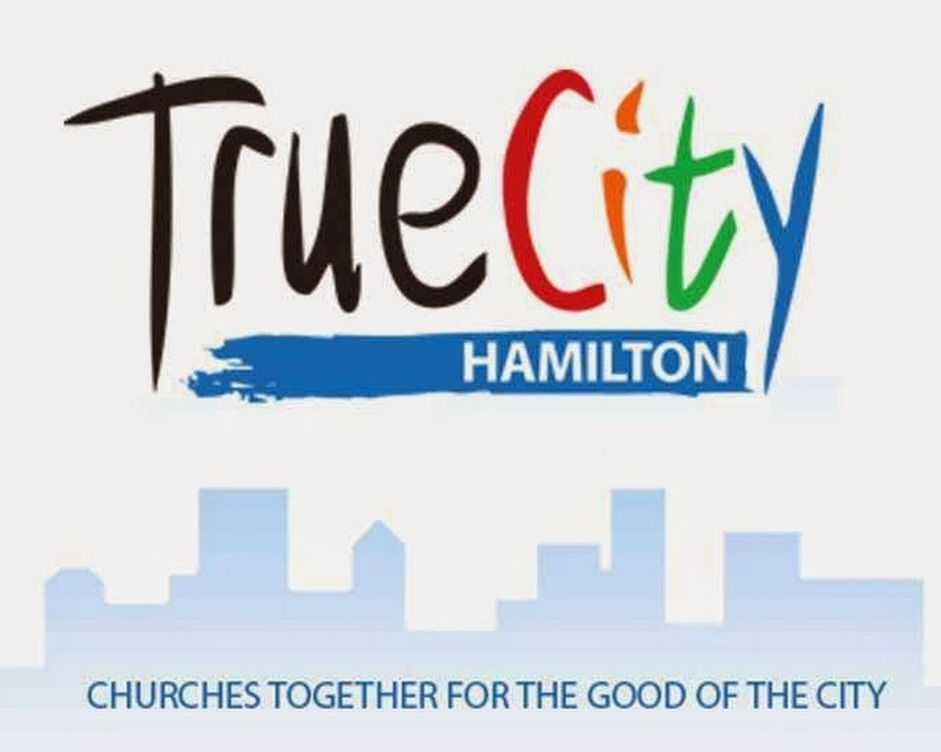 TrueCity  TrueCity is an inter-denominational network of churches working together for the good of Hamilton.