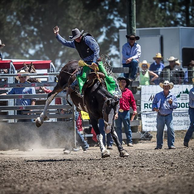 Happy New Year to all our rodeo fans! Only 5 days until #airparkcanterburyrodeo See you there!