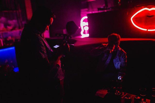 JUST FILM IT 🔥❤️🎥 #filmmaker #cinematographer #dp #director #dop #dp #sony #sonya7s #smallrig #neon