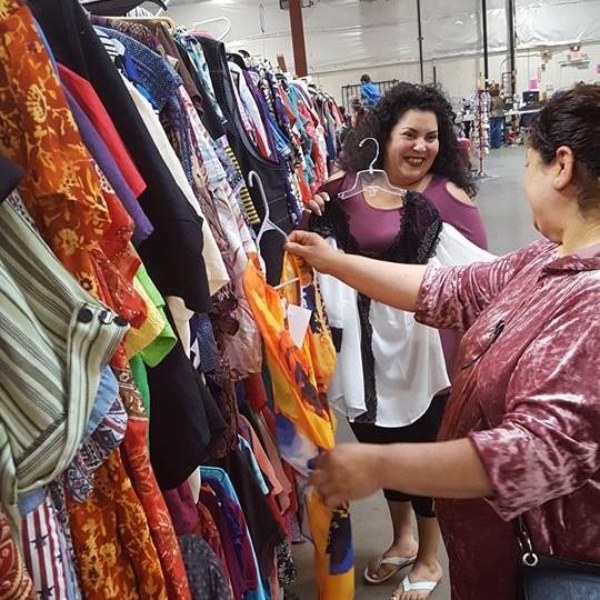 Image courtesy of  Curvy Chic Closet , the Northwest's Original Plus Size Clothing Event.
