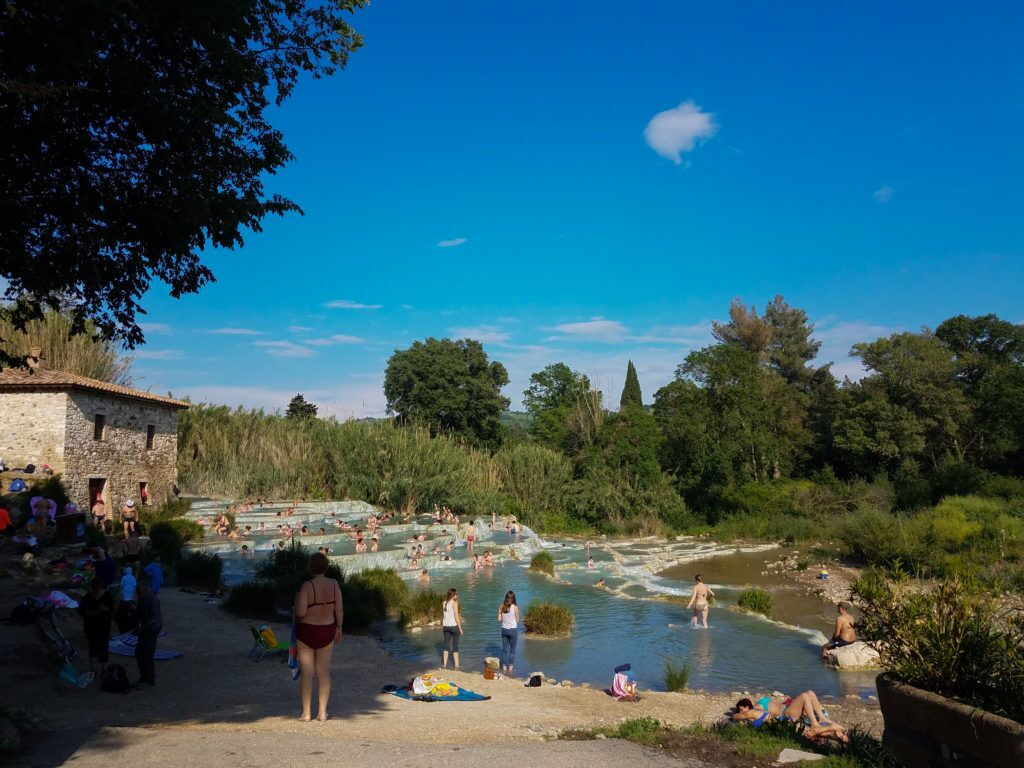Hot springs    at which not one person stared at our fat bodies, which was lovely.