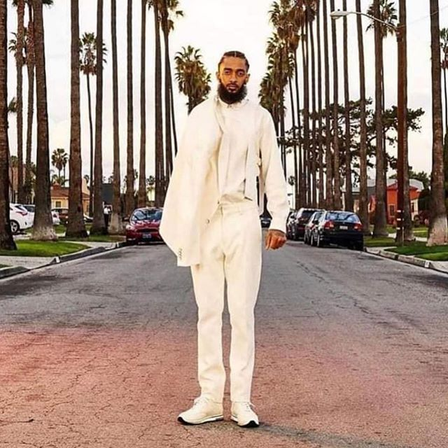 The marathon still and will always continue. RIP Nipsey🙏🏾 #nipseyhussle  #sipnipsey  #ripnipsey  #themarathon  #prayersfornipsey