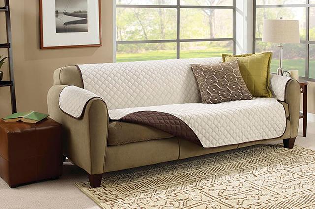 Podemos encontrar en el mercado una amplía variedad de cubre muebles.