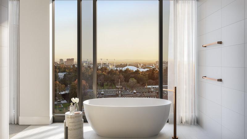 Illoura House - 424 St Kilda Road, Melbourne, Victoria, Australi