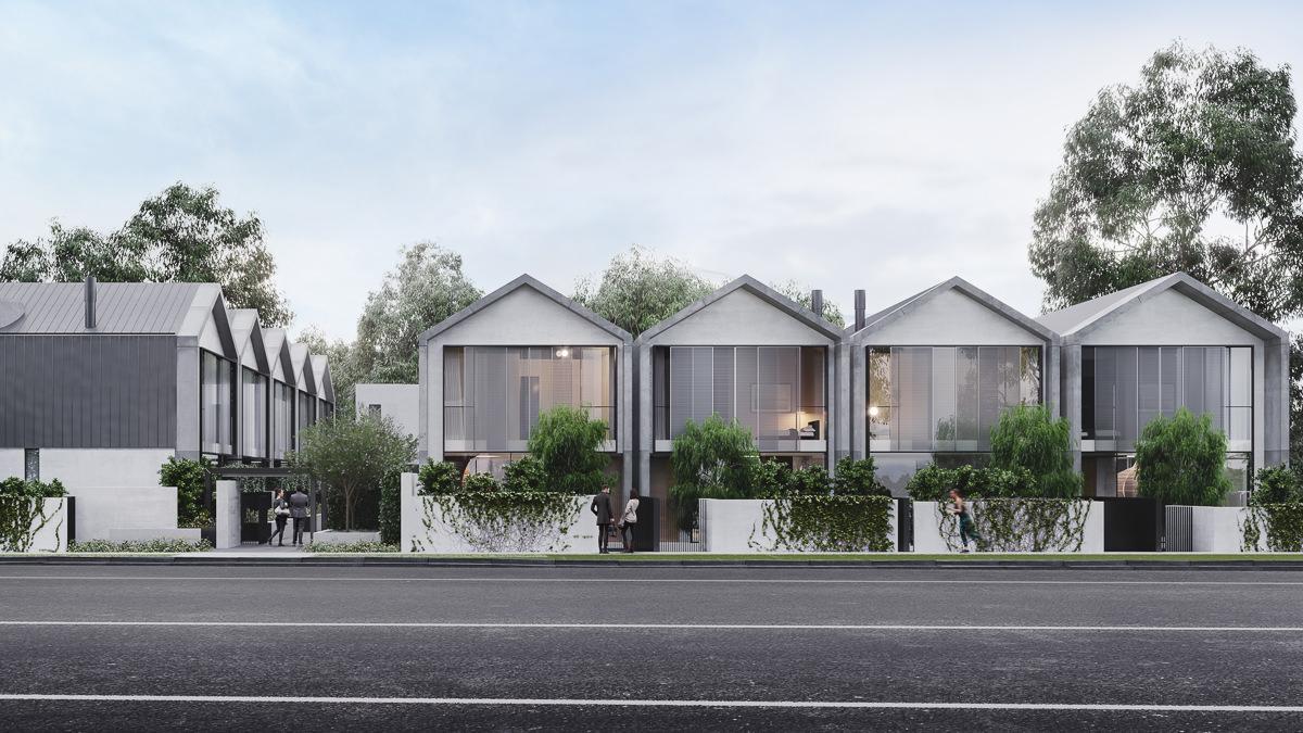 Copy of One Orchard - 360 New Street, Brighton, Victoria, Australia