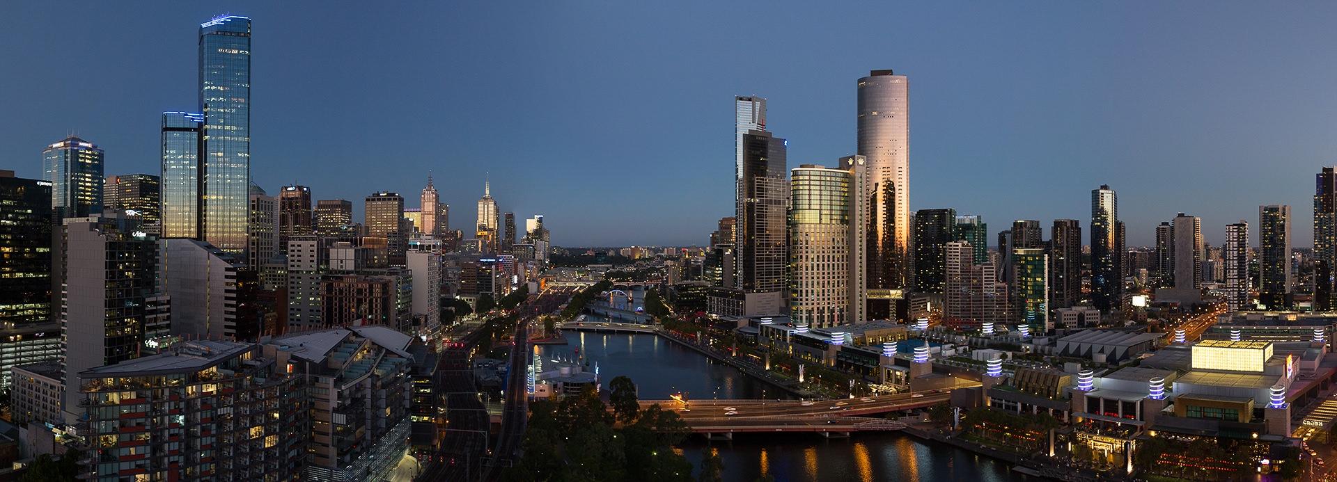 Melbourne CBD -