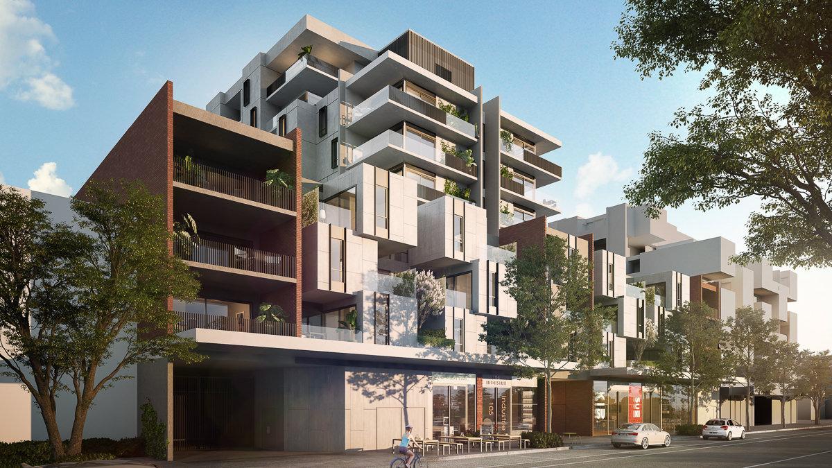 Copy of Ovation - 94-104 Buckley Street, Footscray, Victoria, Australia