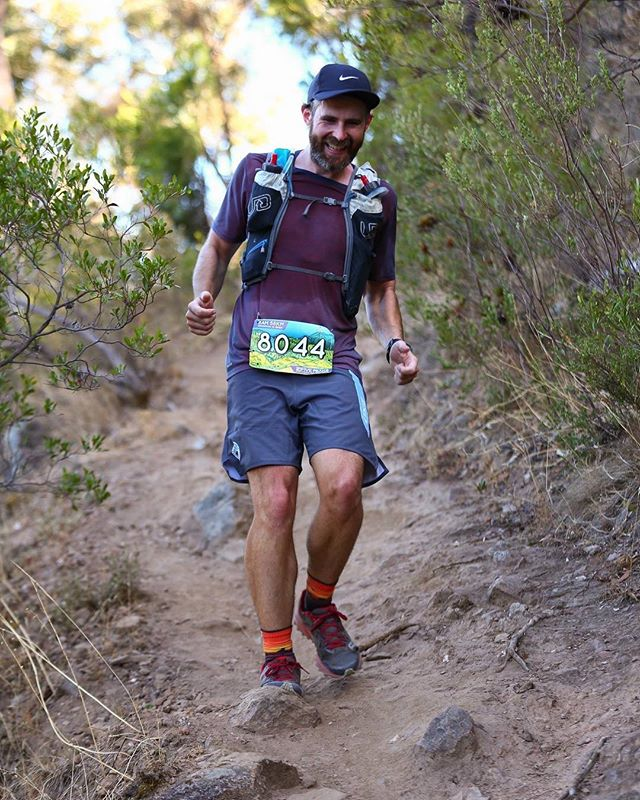Back on the trails this week - final few weeks of training before the UTA100 in May.