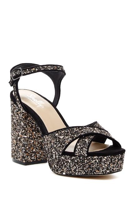 Shellys London - Annie Platform Sandal