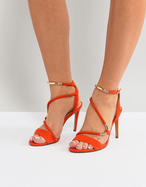 Carvela Organe Strappy Barely There Sandal