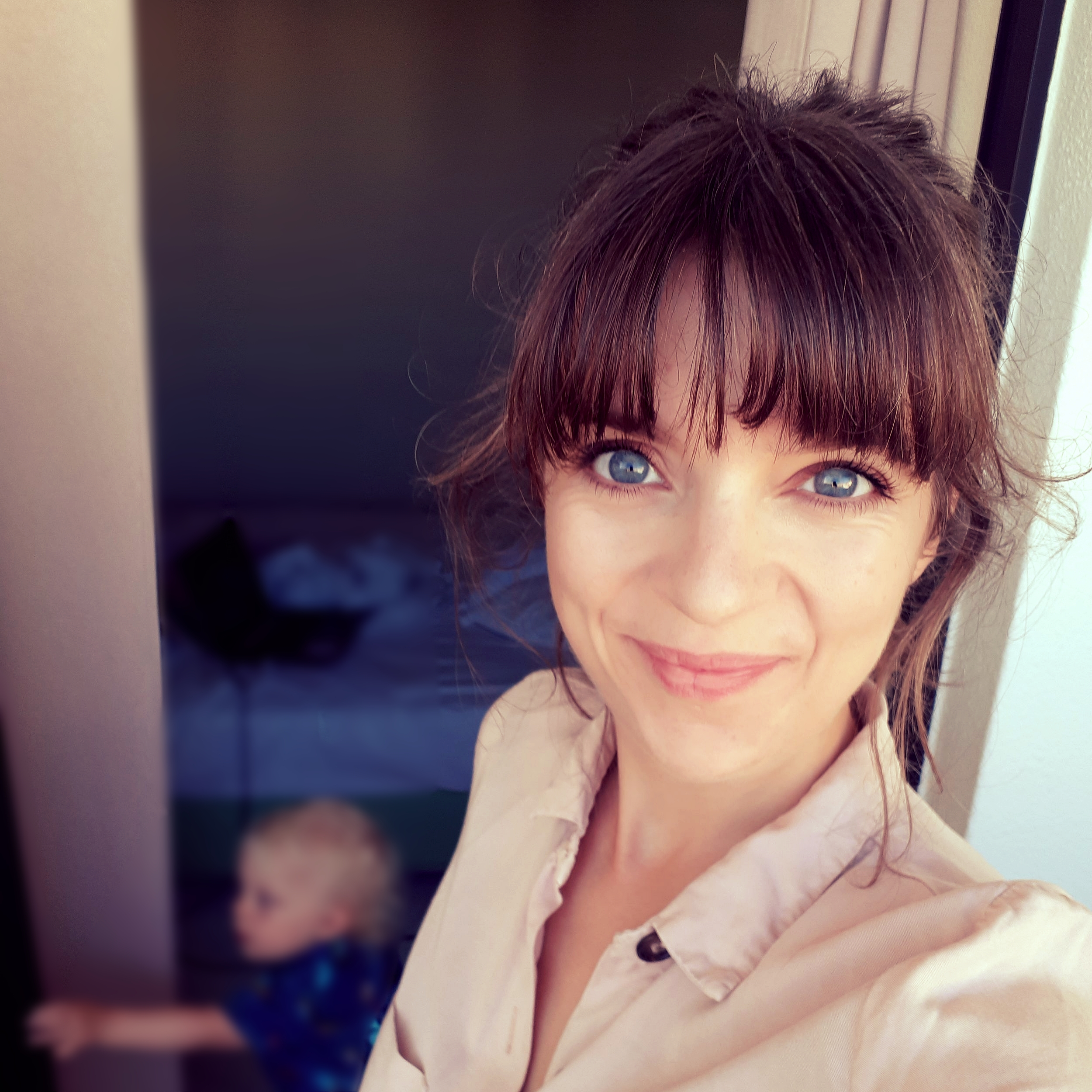 Shameless selfie awesome mama illustration uk parent blogger
