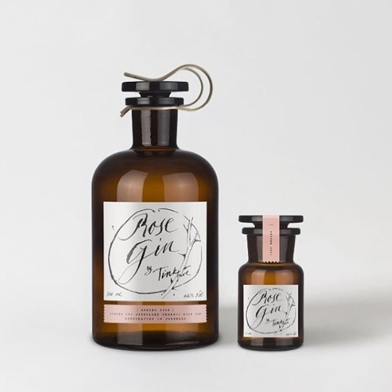 tinkture gin dream packaging awesome mama competition