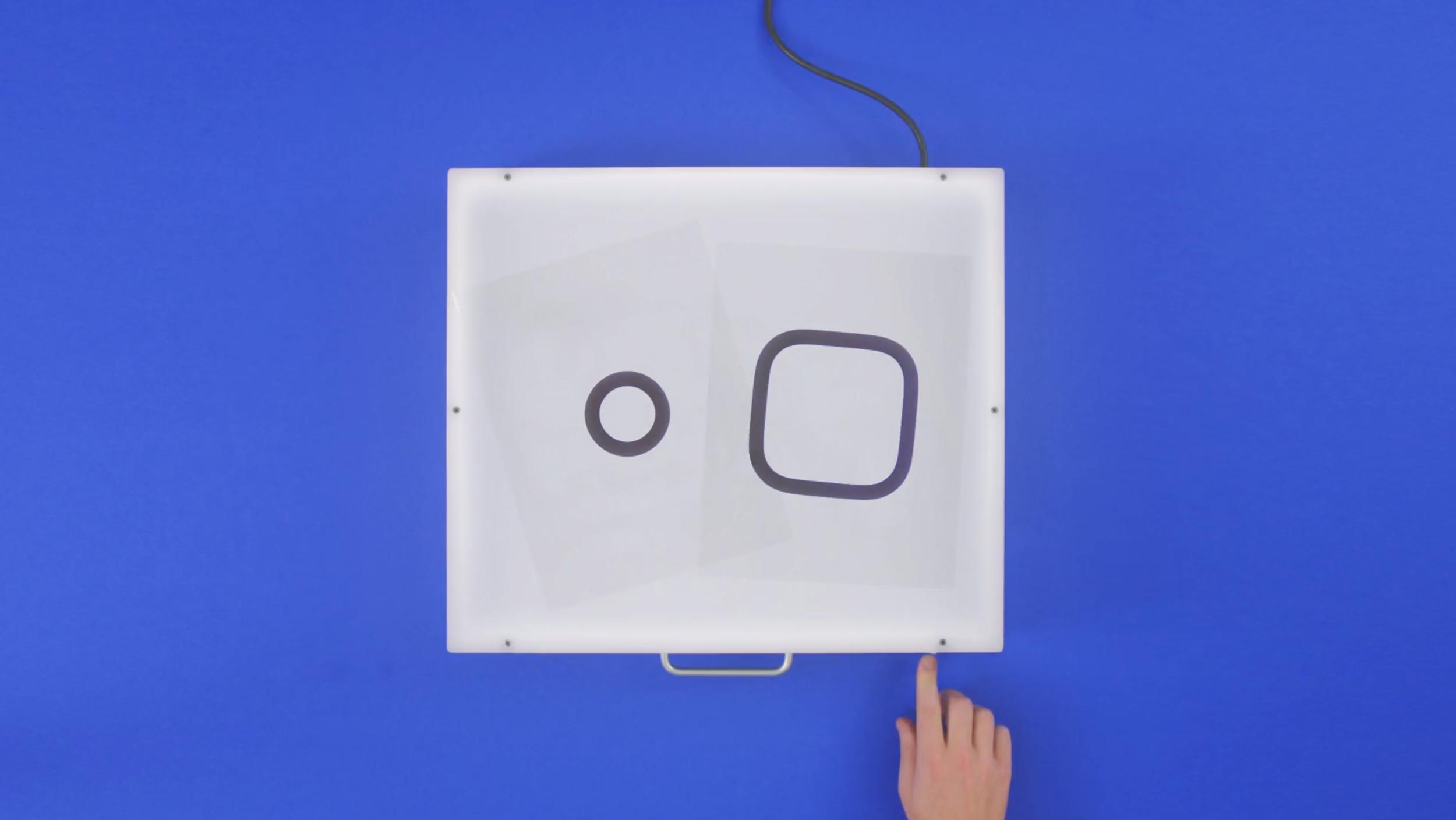 Instagram redesign logo– Pixonal – Buck project