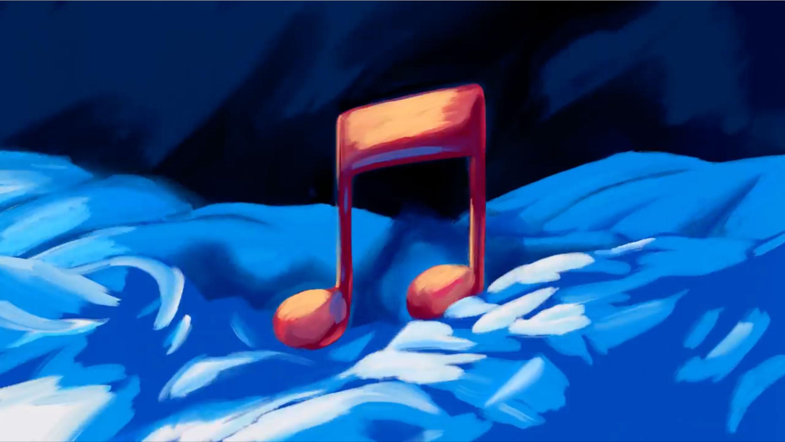 Apple Music Anthem