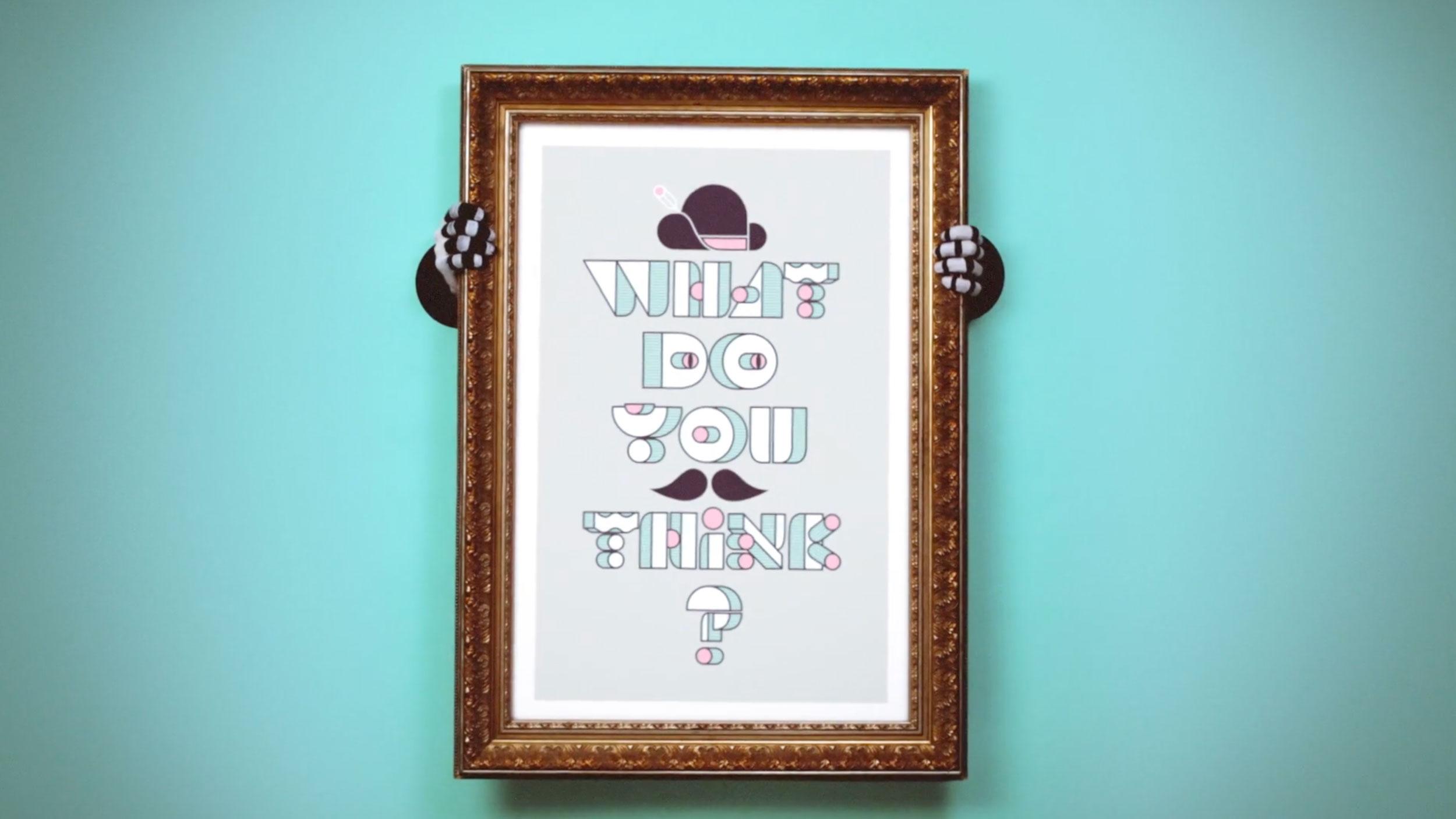 Facebook new typography – Pixonal – Buck project