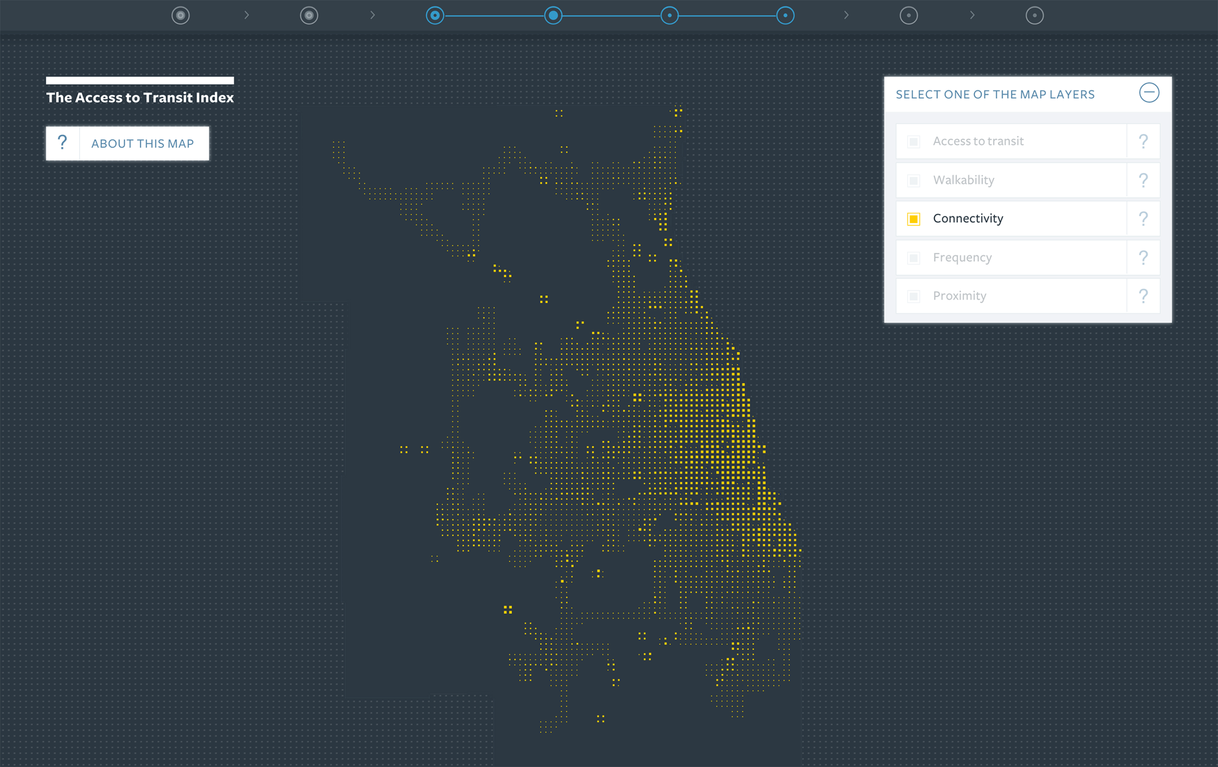 Chicago's Mobility –Chicago's infrastructure– Pixonal – C F project