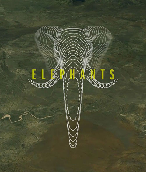 Internet of Elephants -Visualizing Animal Migration And Behavior With Data-Driven Animations