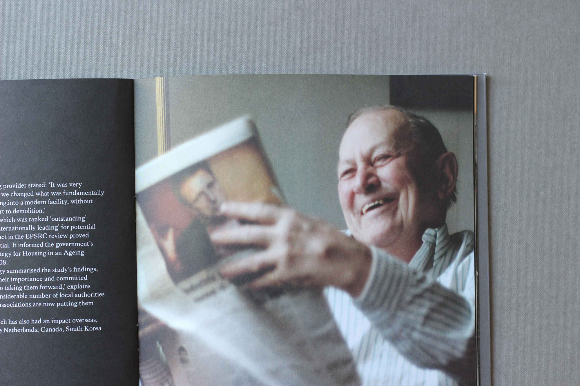 Alan Clarke-Symonds_Graphic design_layout spread for research report_findings_layout design_print detail_02.jpg