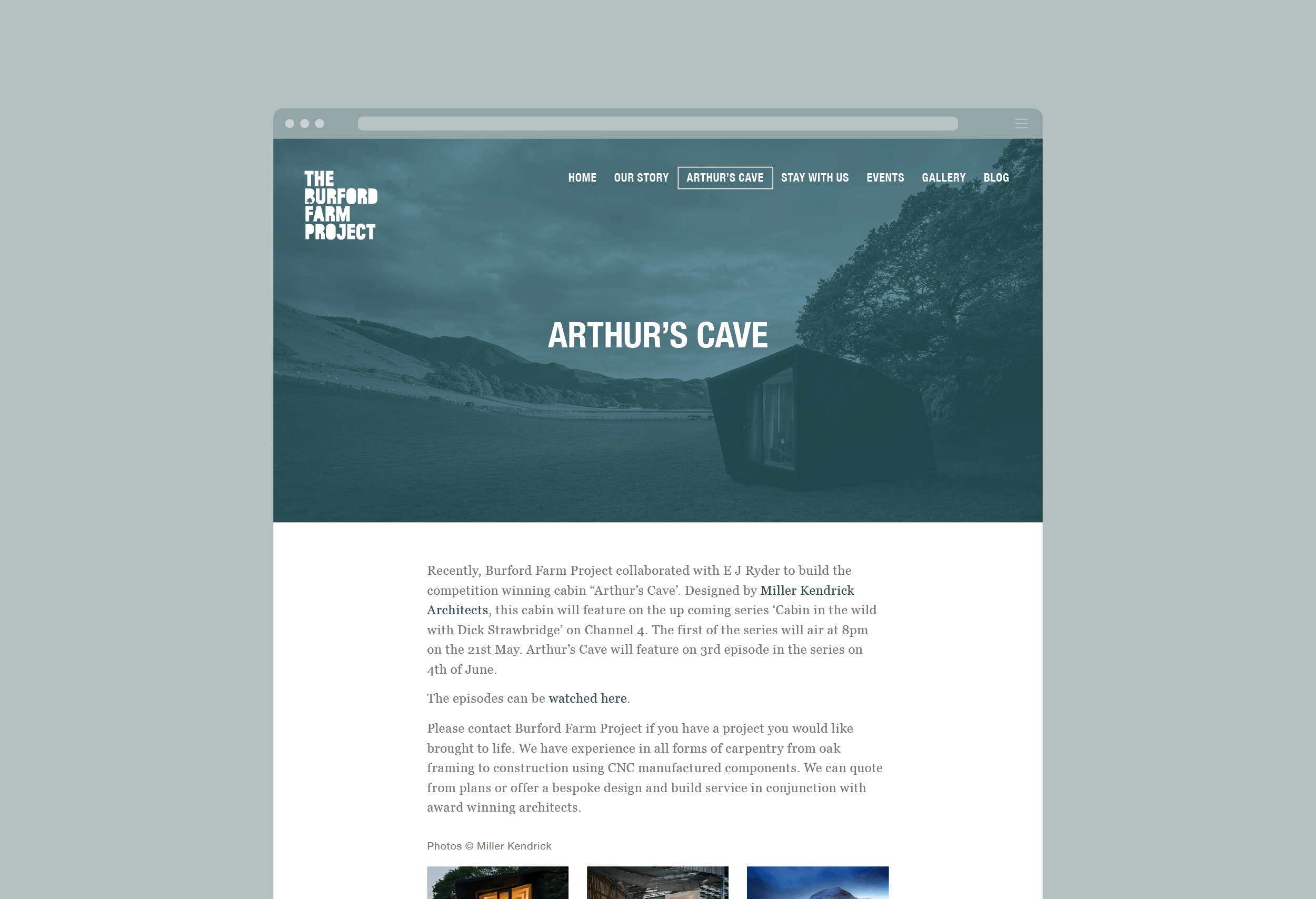Alan_Clarke-Symonds_Burford Farm_responsive website design_desktop view_Arthurs cave2.jpg