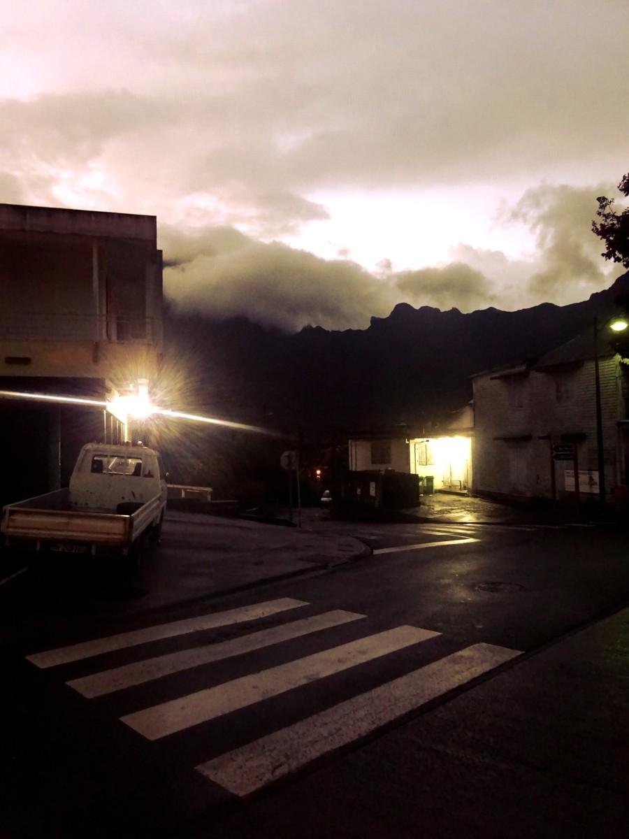 Cilaos, Île de la Réunion