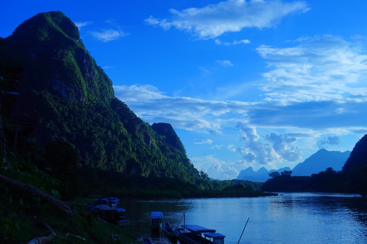 Muang Ngoy, Laos