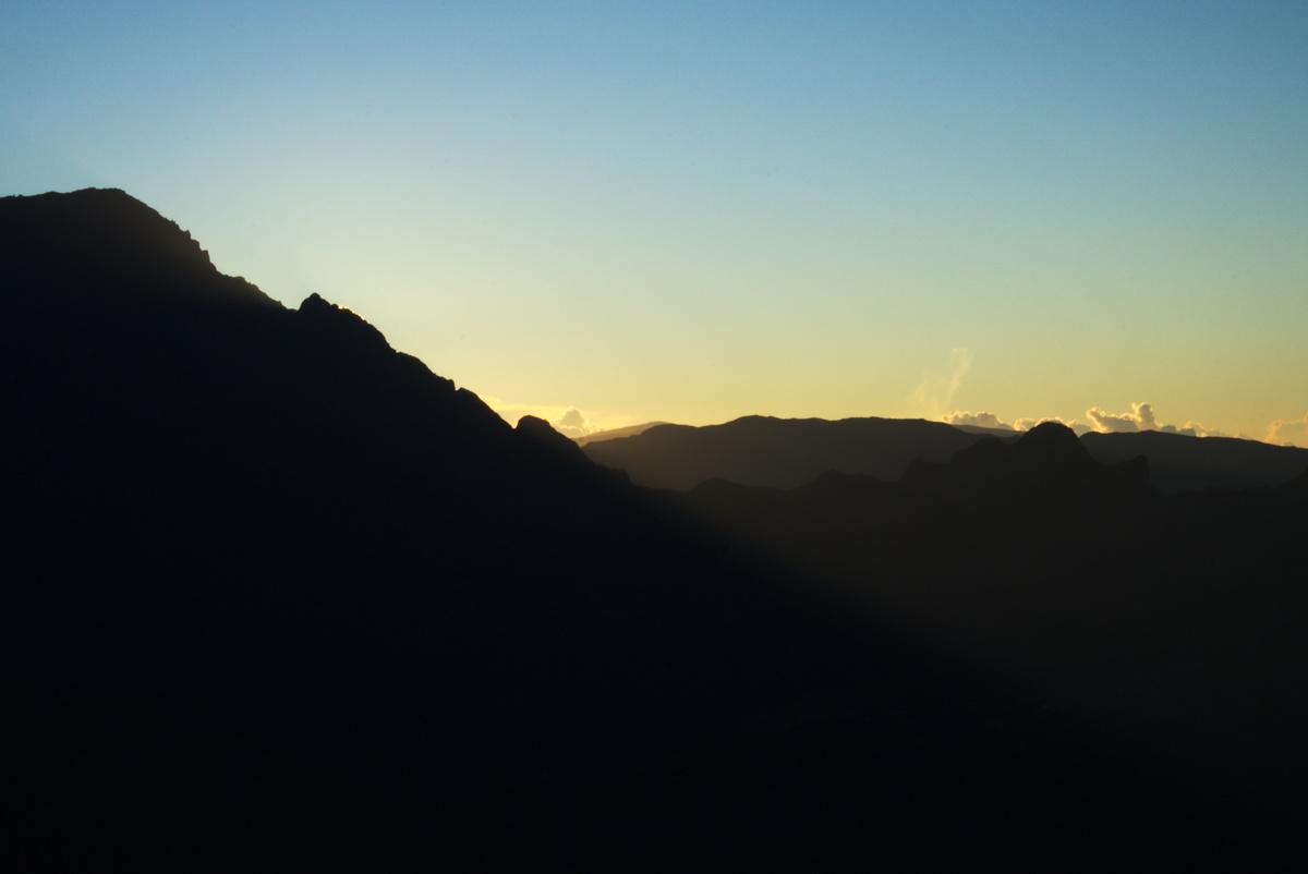 Col du Taïbit, Maïdo, Île de la Réunion