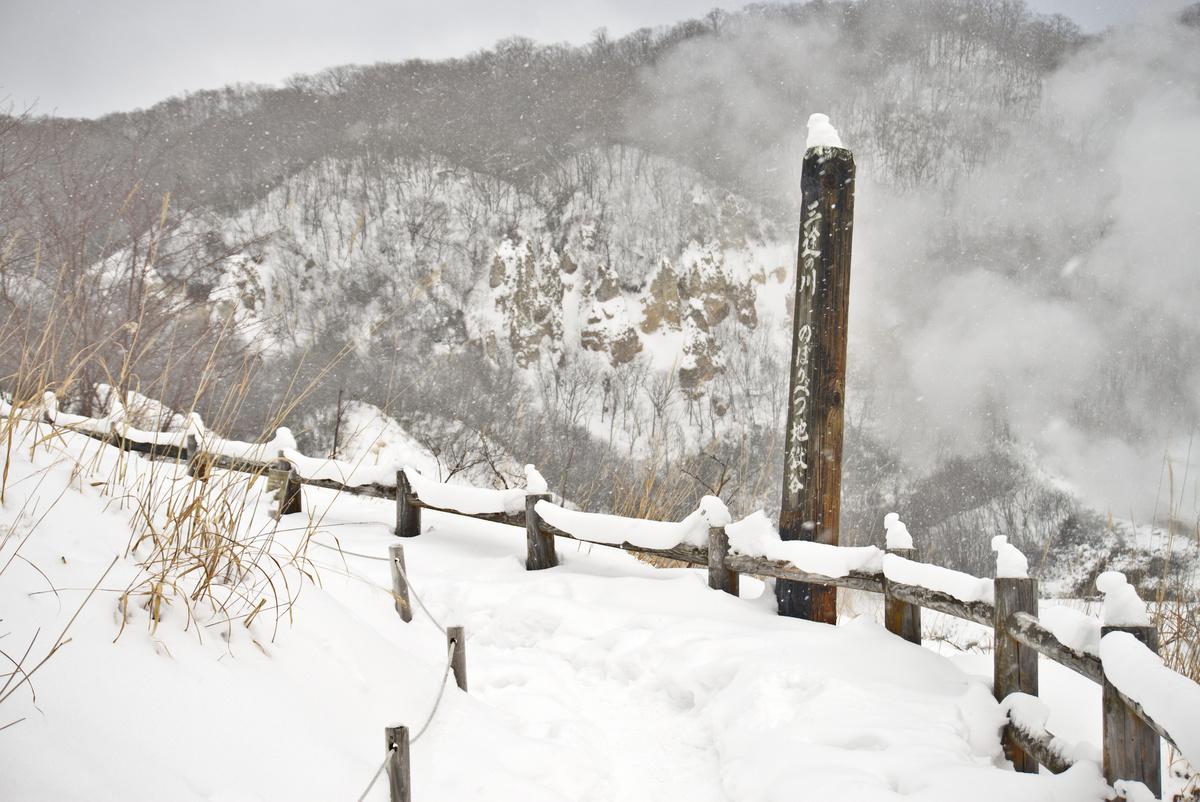 Jigokudani, Japon