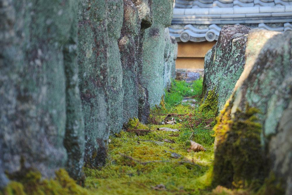 Daitoku-ji, Kyoto, Japon