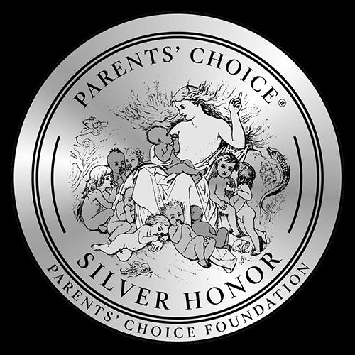 Parents' Choice Silver Award Rock and Roll Garden